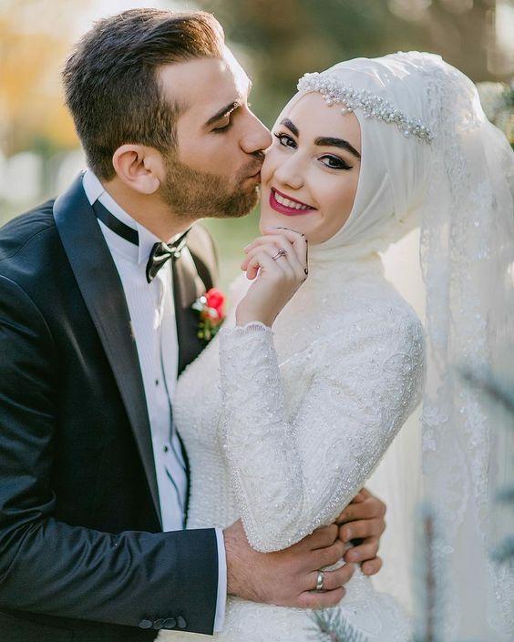 بالصور اجمل صور عرسان , صور روعة لعروسة 4748 1