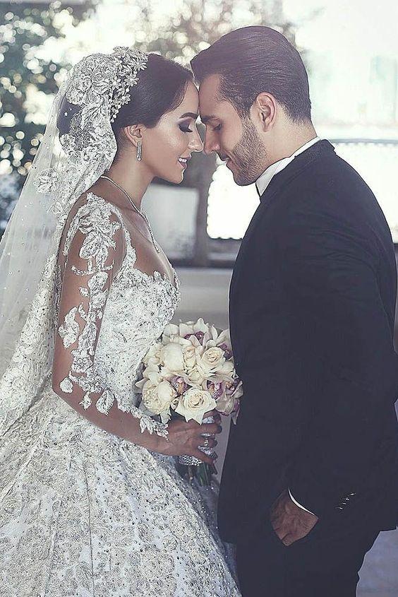 بالصور اجمل صور عرسان , صور روعة لعروسة 4748 3