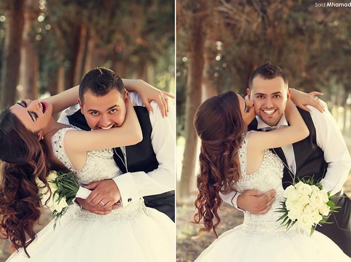 بالصور اجمل صور عرسان , صور روعة لعروسة 4748 7