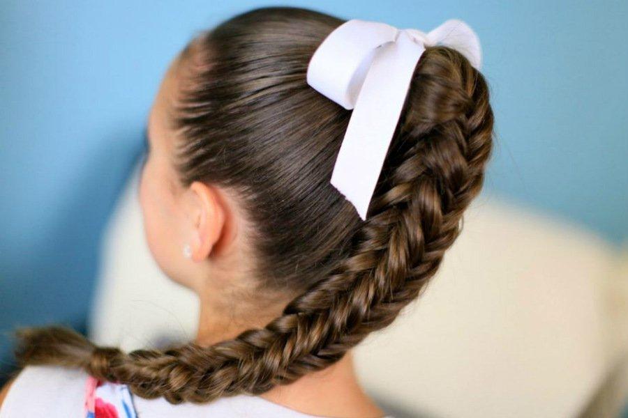 بالصور صور تسريحات اطفال , اشكال تسريحات للاطفال رائعه 5251 11