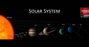 صورة صور المجموعة الشمسية , النظام الشمسي
