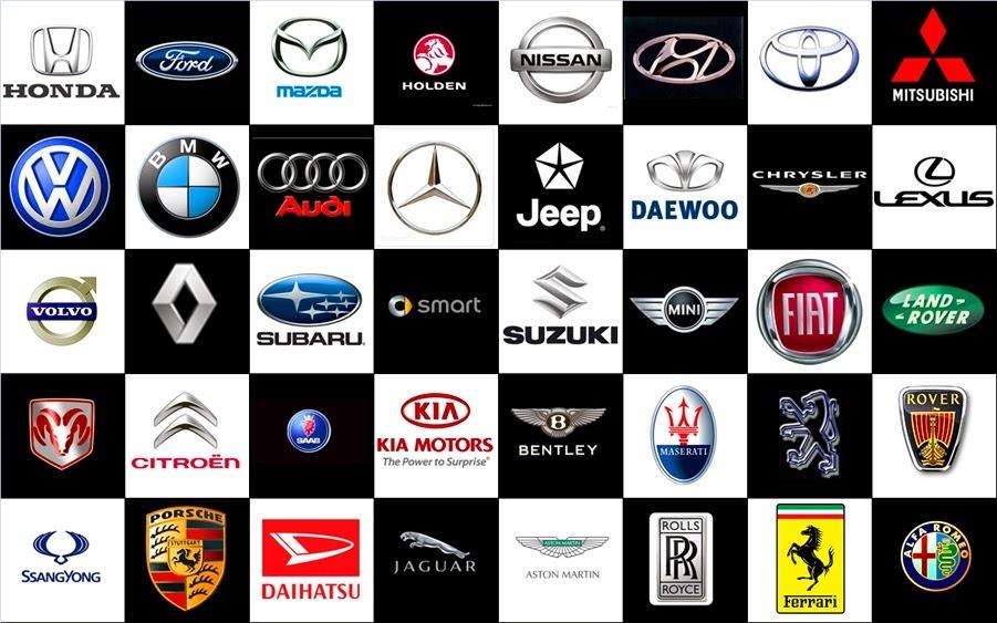 صور رموز السيارات , دلائل ومعاني