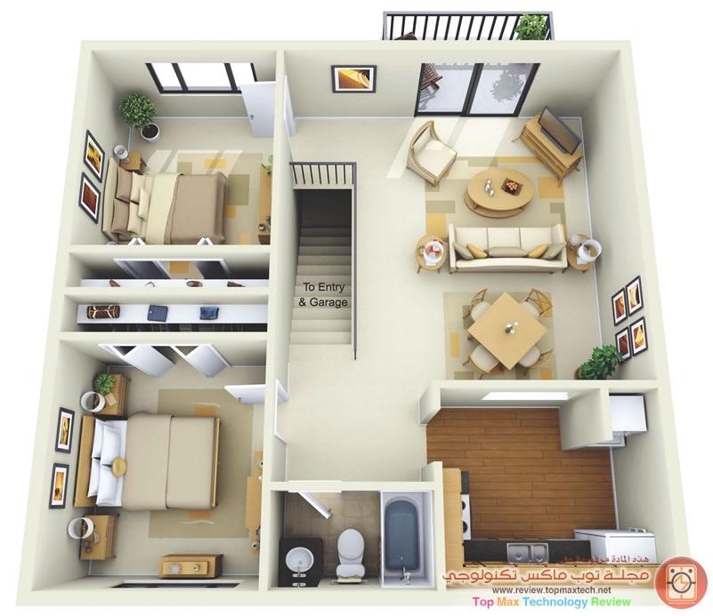 بالصور خرائط منازل , تصاميم منازل حديثه 5310 5