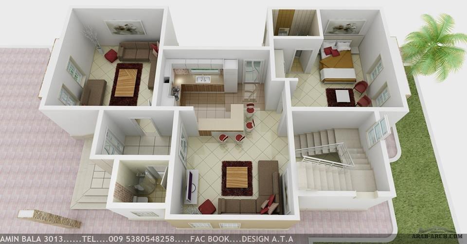 بالصور خرائط منازل , تصاميم منازل حديثه 5310 6