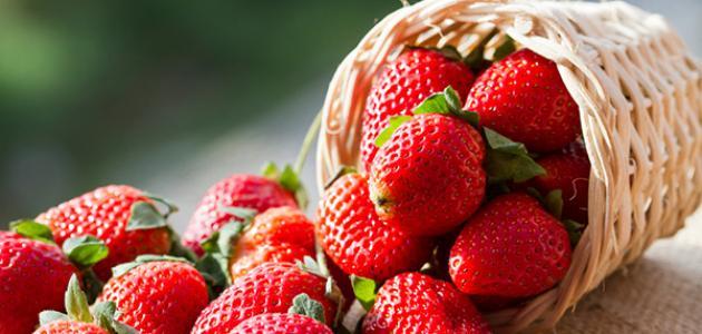 بالصور فوائد الفراولة , فائدة فاكهة الفراولة 5311 1