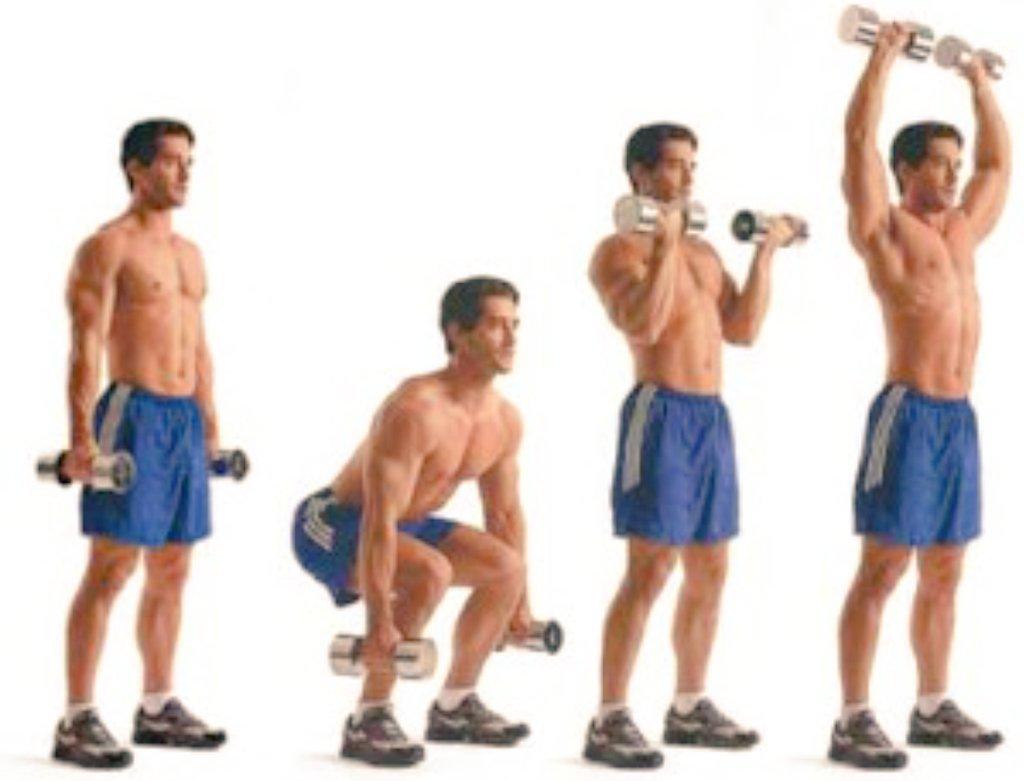 بالصور تمرين العضلات , بناء عضلات سليمه 5352 8