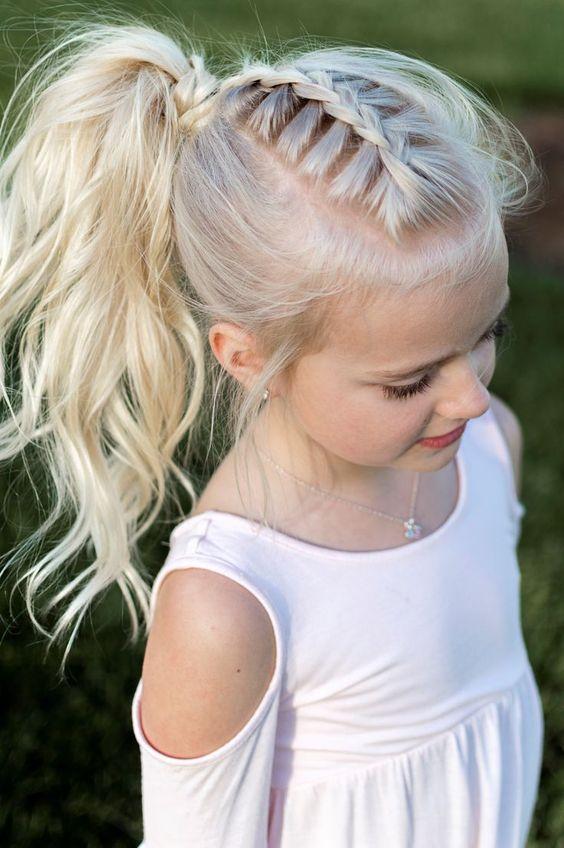 بالصور تسريحات شعر للاطفال , كولكشن جامد لتسريحات شعر الاطفال 5791 3