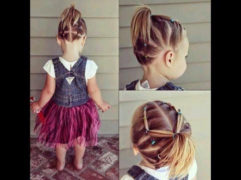 بالصور تسريحات شعر للاطفال , كولكشن جامد لتسريحات شعر الاطفال 5791 7