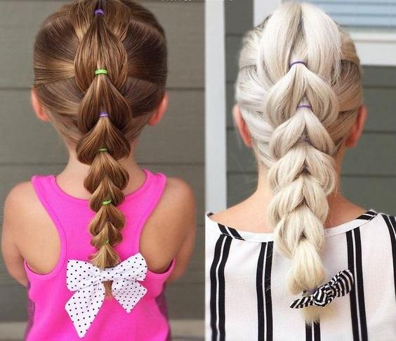بالصور تسريحات شعر للاطفال , كولكشن جامد لتسريحات شعر الاطفال 5791 8