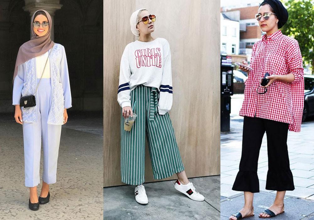 بالصور ملابس محجبات 2019 , كولكشن علي احدث موضه لملابس المحجبات 5799 4