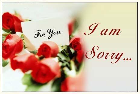 بالصور كلمات اعتذار للحبيب , كلمات اعتذار تذيب القلب 5956 2