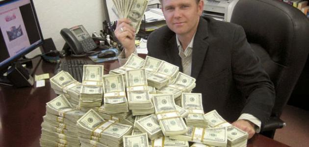 صورة كيف اصبح غنيا , كيف احصل على المال لاصبح غنيا
