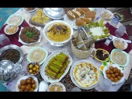 اكلات رمضانية جديدة 2021