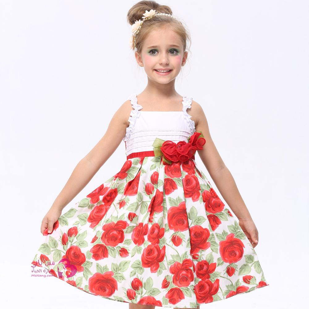 8f4f951e7 صور فساتين اطفال , اجمل الصور لفساتين الاطفال - كيوت
