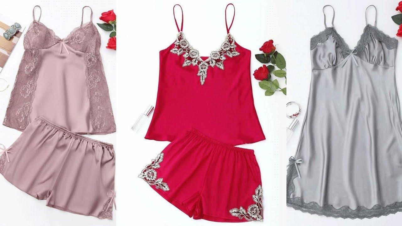 ef2f44572 قمصان نوم للعرايس , ملابس نوم ملونة - كيوت