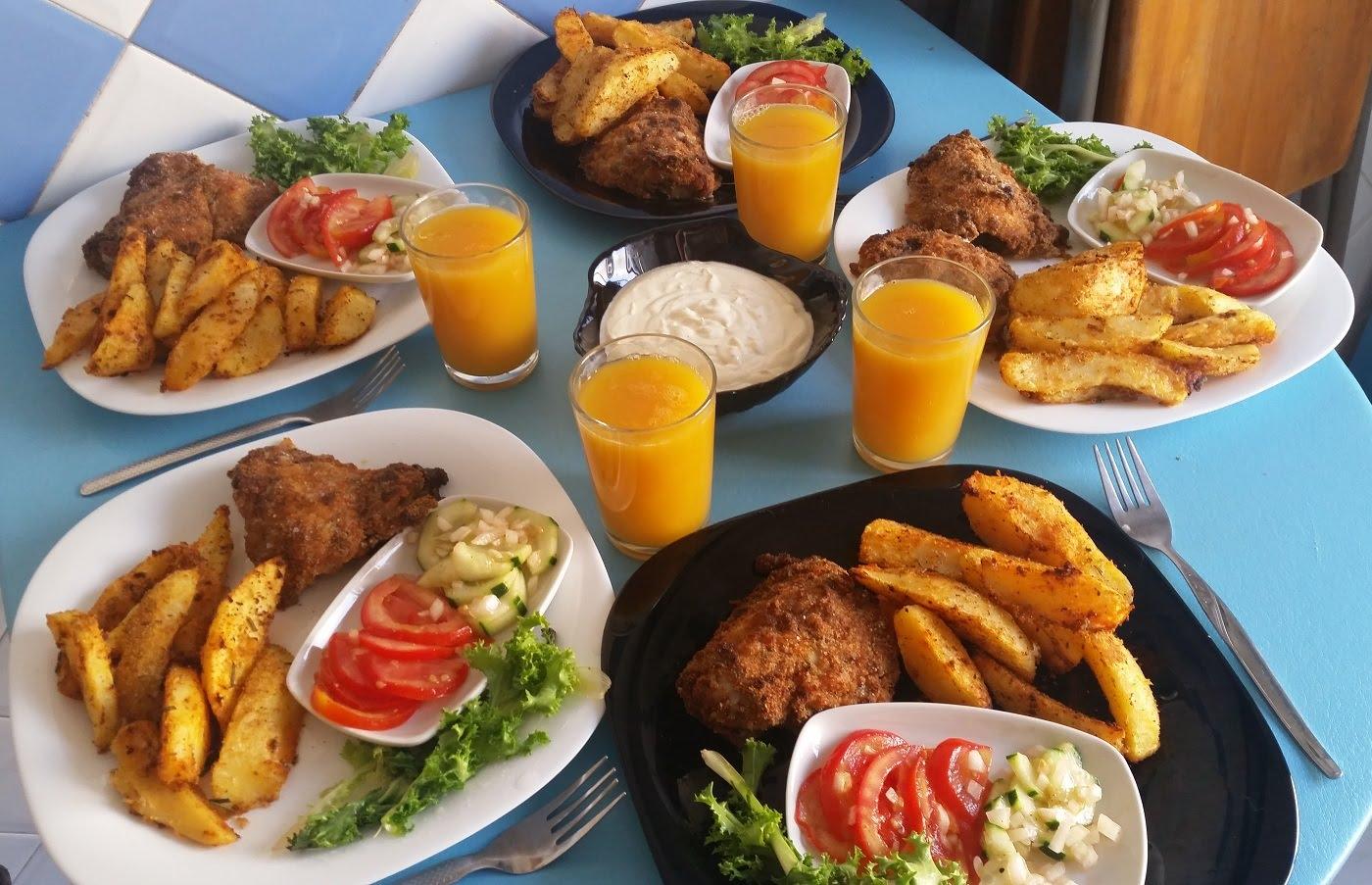 بالصور عشاء دايت , تحضير عشاء خفيف 3815