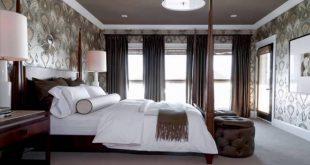 صور ورق جدران لغرف النوم , تصميمات جديدة لورق الحائط
