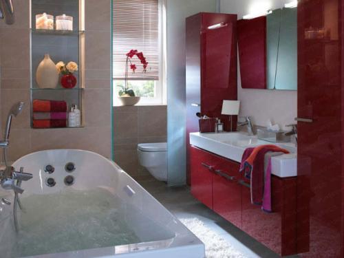 بالصور اجمل حمام , صور ديكورات جديدة للحمام 4744 5