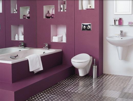 بالصور اجمل حمام , صور ديكورات جديدة للحمام 4744 6