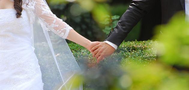 صورة حلمت اني عروس وانا عزباء , تفسير حلم العروسة