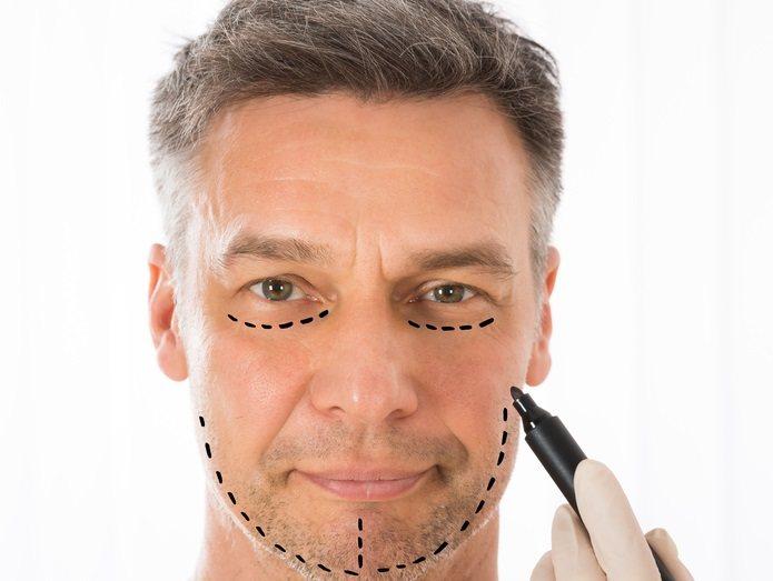 بالصور علاج نحافة الوجه عند الرجال , طرق التخلص من نحافة الوجه 4797 1