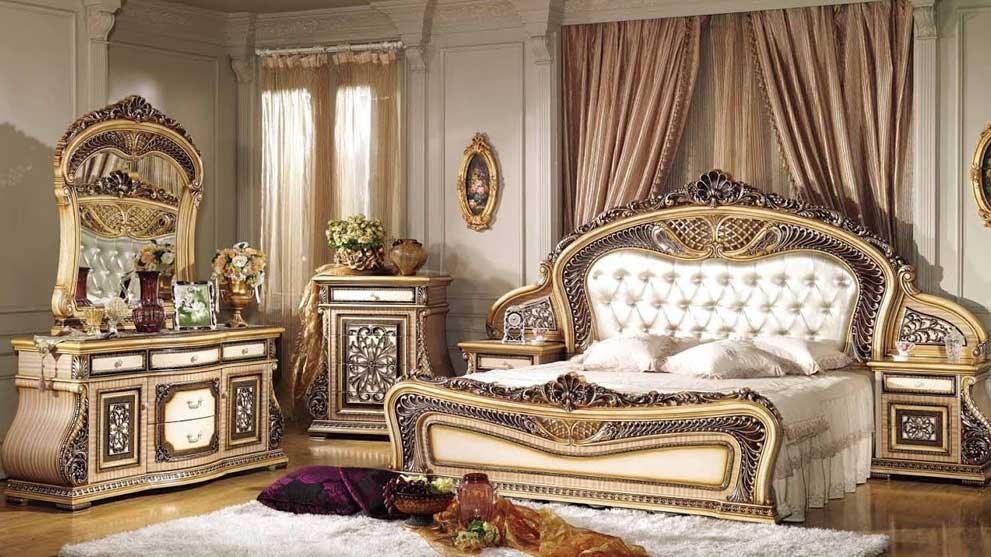 بالصور غرف نوم كلاسيك , صور لغرف النوم 5322 3