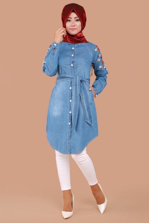 بالصور ملابس محجبات كاجوال , صور اشيك الملابس الكاجوال 5725 4