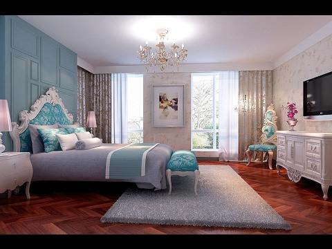 بالصور اجمل ديكورات غرف النوم , اشيك الديكورات الحديثه 5735 2