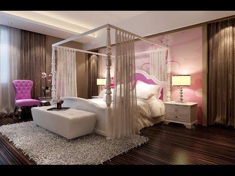 بالصور اجمل ديكورات غرف النوم , اشيك الديكورات الحديثه 5735 3