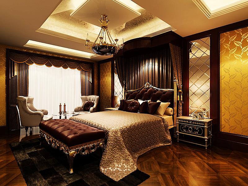 بالصور اجمل ديكورات غرف النوم , اشيك الديكورات الحديثه 5735 5