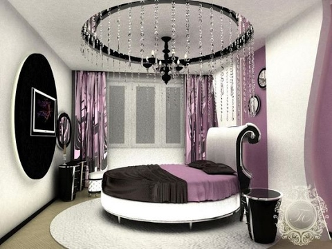 بالصور اجمل ديكورات غرف النوم , اشيك الديكورات الحديثه 5735 7
