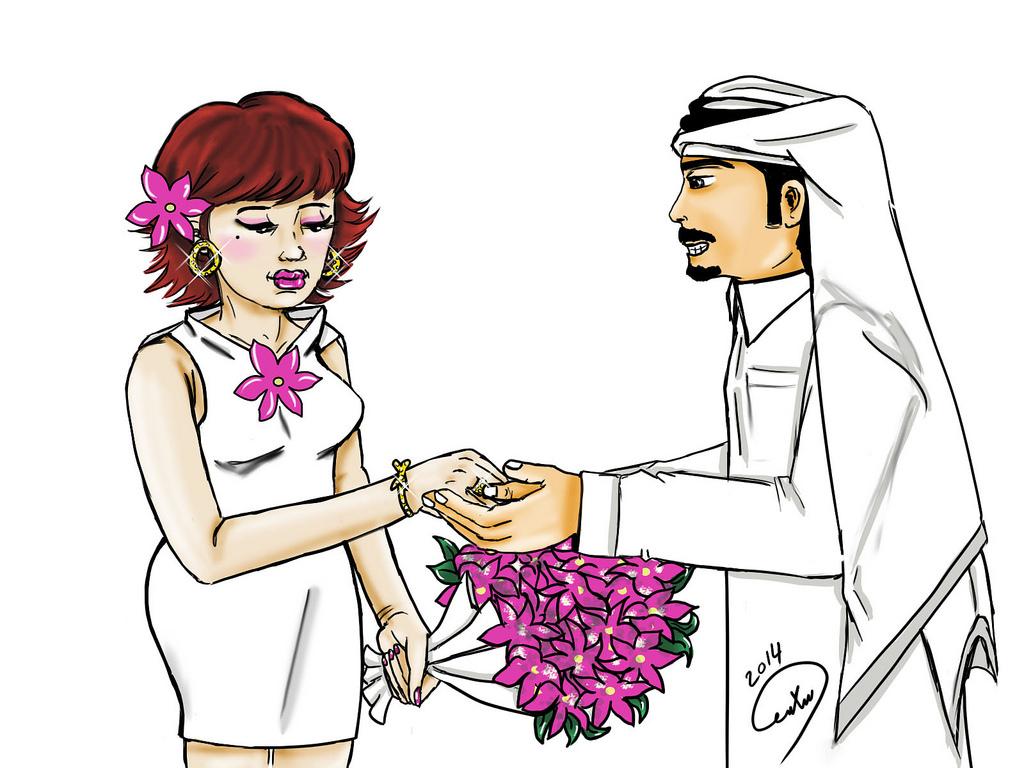 صور ماهو زواج المسيار , فيديو توضيحي لزواج المسيار