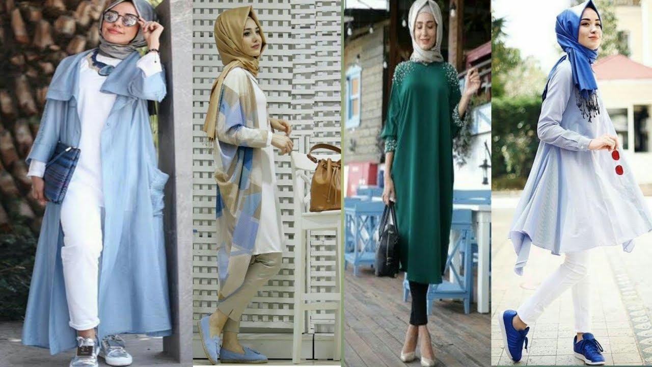 بالصور ملابس تركية للمحجبات , كولكشن جميل للملابس التركيه الخاصة بالمحجبات 5836 1
