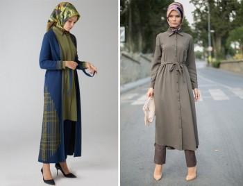 بالصور ملابس تركية للمحجبات , كولكشن جميل للملابس التركيه الخاصة بالمحجبات 5836 8