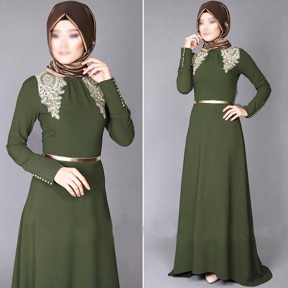 بالصور ملابس تركية للمحجبات , كولكشن جميل للملابس التركيه الخاصة بالمحجبات 5836 9