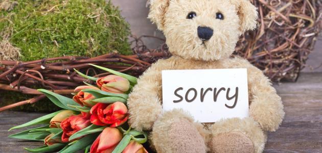 بالصور رسالة اعتذار لحبيبتي , اجمل كلمات الاعتذار للمحبوبه 5843 6
