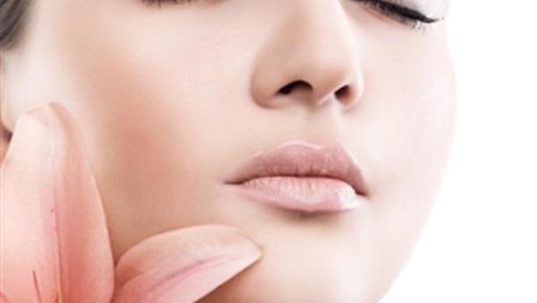 صورة علاج نحافة الوجه الشديده , علاج فعال لنحافة الوجه الشديدة