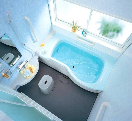 بالصور ديكور حمامات صغيرة , اجمل الديكورات للحمامات الصغيره 6046 14