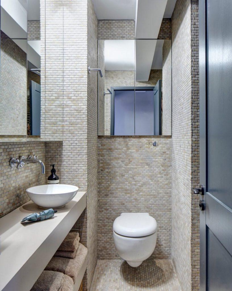 بالصور ديكور حمامات صغيرة , اجمل الديكورات للحمامات الصغيره 6046 5
