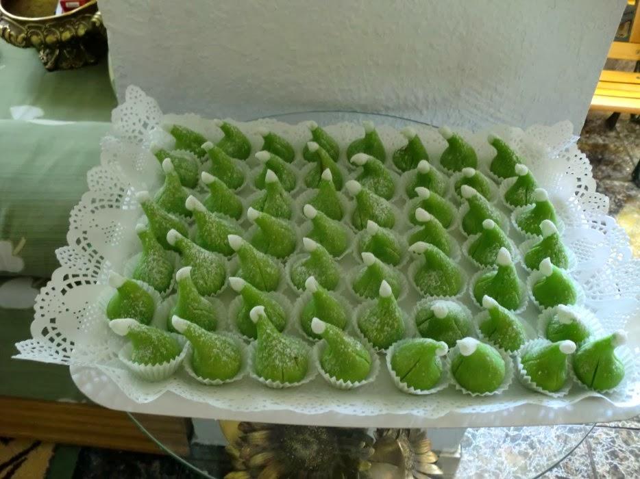 صورة حلويات الافراح بالصور والطريقة , شرح كيفية صناعه حلويات الافراح