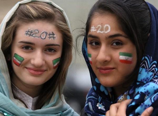 بنات ايران