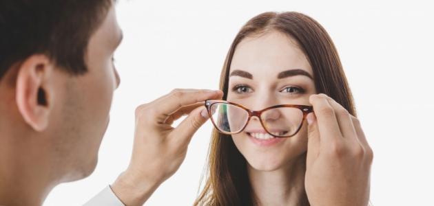 صور علاج ضعف النظر , انجح العلاجات لضعف النظر