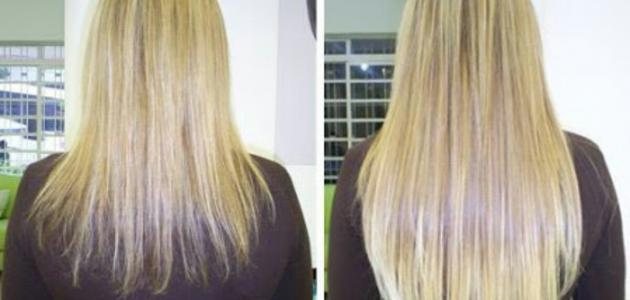صورة تطويل الشعر في شهر , اسرع طرق تطويل الشعر