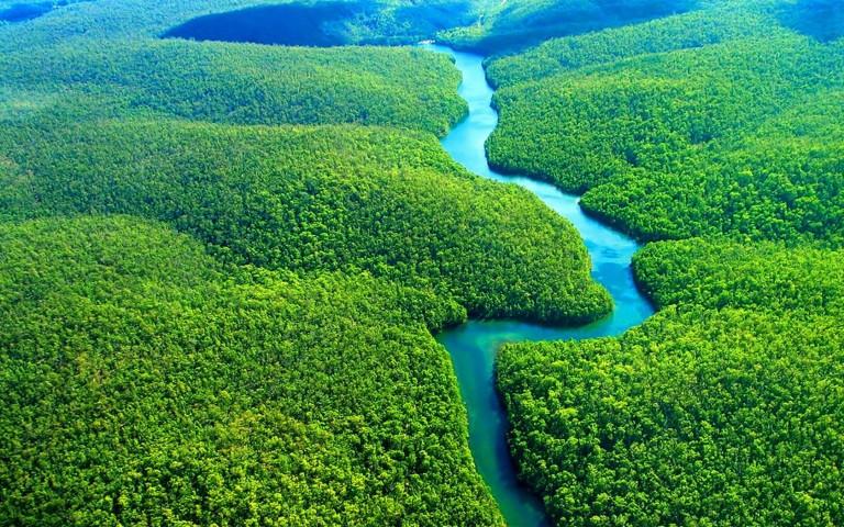 بالصور اكبر نهر في العالم , صور لنهر الامازون اكبر نهر في العالم 6149 3