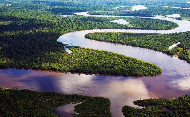 بالصور اكبر نهر في العالم , صور لنهر الامازون اكبر نهر في العالم 6149 7