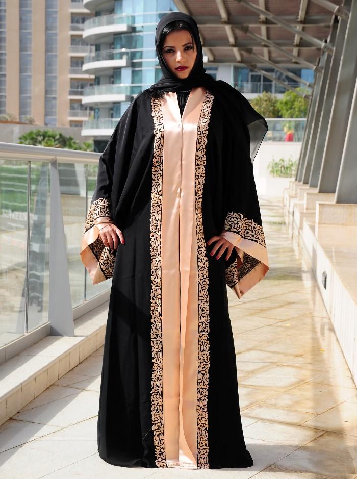 بالصور عباية اماراتية , اجمل العبايات الامارتية 6152 3