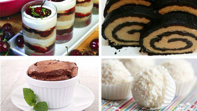صورة حلويات سهلة وسريعة بالصور , اسهل كيكات و حلويات