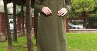 صورة بلوزات للمحجبات , اشيك بلوزات لنساء محجبات