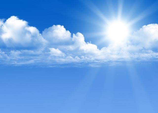 صورة لماذا السماء زرقاء , لماذا خلق الله السماء زرقاء اللون