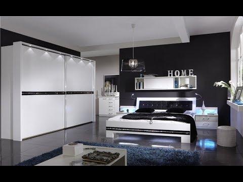 صورة غرف نوم مودرن 2019 كامله , اجمل غرف النوم العصرية والمودرن 2019 غرف كامله